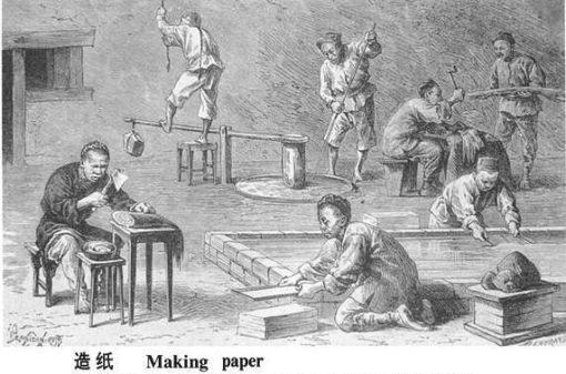papieren kubusblok maken