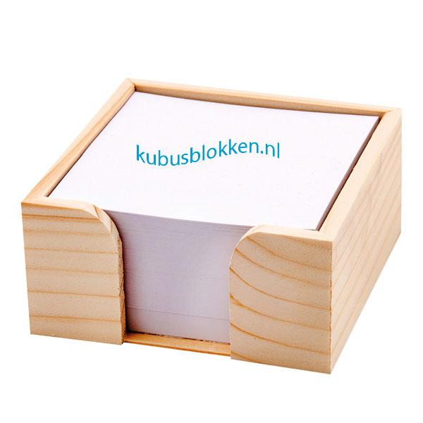 memoblok-hout