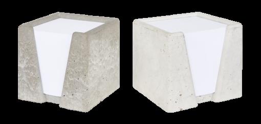 memohouder-beton