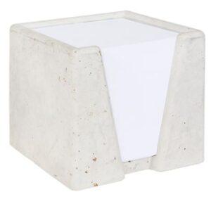 papierhouder van beton